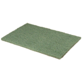 6x9 Green Scour Pad